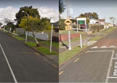 Imrie Avenue near Jean Batten School